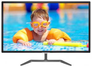 "Philips 323E7QDAB 32"" IPS LED, FHD (1920 x 1080), Flicker-Free, Черен"