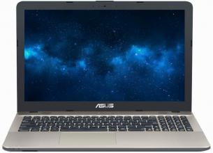 "UPGRADED ASUS VivoBook Max X541UA-GO1345 15.6"" HD, i3-6006U, 4GB RAM, 240GB SSD, 1TB HDD, Черен (90NB0CF1-M22330)"