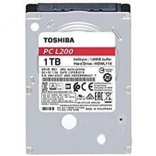 "Хард диск TOSHIBA HDD mobile L200-1TB-54RPM-128MB-SATA-2.5""-7mm"