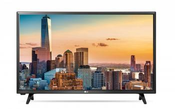 "Телевизор LG 32LJ610V, 32"" LED TV FHD 1920x1080, Wi-Fi , Smart, Черен"