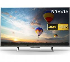 "Телевизор Sony BRAVIA KD-49XE8077 49"" 4K HDR TV, 4К X-Reality PRO, Android TV 6.0 (KD49XE8077SAEP)"