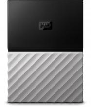 Външен диск Western Digital MyPassport Ultra 1TB USB 3.0 (WDBTLG0010BGY)