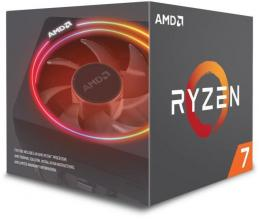 Процесор AMD RYZEN 7 3800X 8-Core 3.9 GHz (4.5 GHz Turbo) AM4