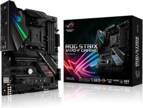 Дънна платка ASUS ROG STRIX X470-F GAMING Aura Sync AM4