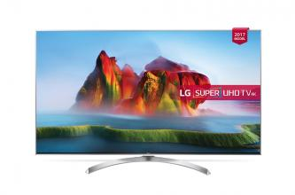 "Телевизор LG 55SJ950V, 55"" IPS 4K SUPER UHD TV, 3840x2160, Smart webOS 3.5"