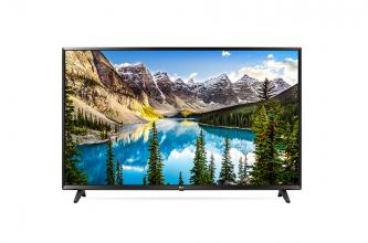 "Телевизор LG 49UJ6307, 49"" LED TV 4K 3840x2160, Wi-Fi, Smart"