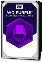 Твърд диск Western Digital 8TB Purple 256MB for DVR/Surveillance (3 years warranty)