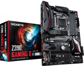 Дънна платка Gigabyte Z390 GAMING X Socket 1151 (300 Series)