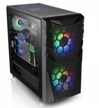 Кутия Thermaltake Commander C32 TG ARGB Mid Tower