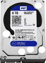 "Твърд диск Western Digital 6TB Blue 3.5"" 64MB Cache"