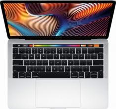 "Apple MacBook Pro 13"" Touch Bar (MR9V2ZE/A) i5-8259U, 8GB RAM, 512GB SSD, Intel Iris Plus Graphics 655, Сребрист"