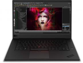 "Мобилна станция Lenovo ThinkPad P1 (20MD0005BM) Intel Core i7-8750H, 15.6"" 4K (3840x2160) IPS AR Touch, 16(2x8)GB, 512GB SSD, Quadro P1000, Win 10 Pro, Cam, Черен"