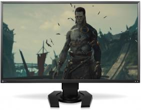 Геймърски монитор EIZO FORIS FS2735-BK, IPS QHD 2560 x 1440, 4 ms, 144 Hz, Flicker-Free, FreeSync