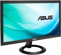 "Asus VX207NE 19.5"" LED TN, HD (1366x768), Flicker-Free Черен"