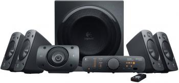 Домашно кино Logitech Surround Sound Speakers Z906