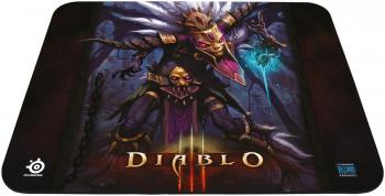 Геймърски пад SteelSeries QcK Diablo 3 Witch Doctor