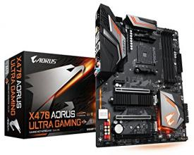 Дънна платка GIGABYTE X470 AORUS ULTRA GAMING RGB Rusion rev. 1.0 AM4
