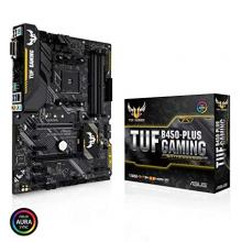 Дънна платка ASUS TUF B450-PLUS GAMING АМ4