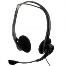 Слушалки Logitech PC 960 Headset Stereo - USB
