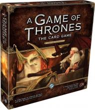 """Настолна игра """"A Game of Thrones: The card game (2nd Edition)"""" - английско издание"""