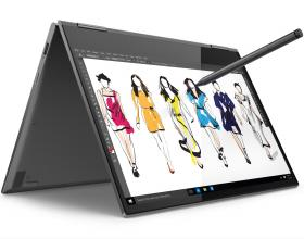 "Lenovo Yoga 730 (81JR004HBM) 13.3"" FHD IPS Antiglare Touch, i5-8265U, 8GB RAM, 256GB SSD, Win 10, Iron Grey + Active Pen"