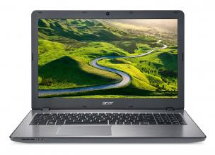 "ACER F5-573G-33DL 15.6"" LED HD, i3-6100U, 8GB, 1TB HDD, GF 940MX, Сребрист NX.GD9EX.012"
