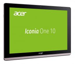 "Таблет Acer Iconia B3-A50FHD, 10.1"" FHD IPS (1920 x 1200), 32GB, Rose Gold (NT.LF5EE.001)"