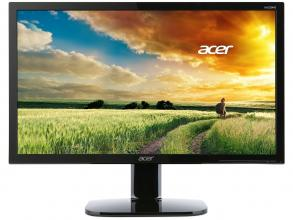 "Монитор  Acer KA220HQBID, 21.5"" TN LED FHD (1920 x 1080), 5ms, 60Hz, Черен (UM.WX0EE.001)"