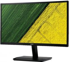 "Full HD Монитор  Acer KA251QAbidx, 24.5"" Wide TN LED, FHD (1920x1080), Черен (UM.KX1EE.A01)"