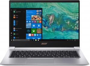 "Acer Swift 3 SF314-55-72NH | NX.H3WEX.011 | 14"" FHD IPS, i7-8565U, 8GB RAM, 512GB SSD, Win 10, Сребрист"