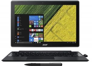 "Acer Switch 3, SW312-31-P0M1, 12.2"" FHD IPS Touch, N4200, 4GB, 128GB SSD, Win 10, Сив 