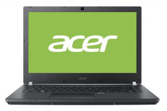 "Acer TravelMate TM449 (NX.VFGEX.001) 14"" FHD, i5-7200U,  RAM 8GB, 256GB SSD, Windows 10 Pro, Черен"