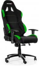 Геймърски стол AKRACING K7012 Black Green AK-K7012-BG