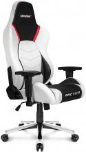 Геймърски стол Akracing Arctica Premium White