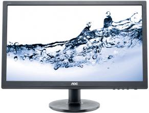 "Монитор AOC E2460SH, 24"" TN LED, FHD (1920 x 1080), 1ms, Черен"