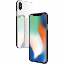 НОВ Apple iPhone X 64GB Сребрист