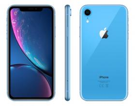 Смартфон НОВ Apple iPhone XR 64 GB Blue