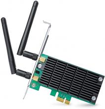 Безжична мрежова карта TP-Link Archer T6E AC1300 Wireless Dual Band PCI Express