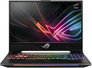 "UPGRADED ASUS ROG Strix SCAR II GL504GM-ES155 (90NR00K1-M07090) 15.6"" FHD IPS 144Hz, i7-8750H, 32GB RAM, 256GB SSD, 1TB HDD, GTX 1060, Метален"