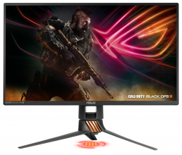 "Монитор за игри  ASUS ROG Swift PG258Q Call of Duty 24.5"" FHD, 1ms,G-SYNC"