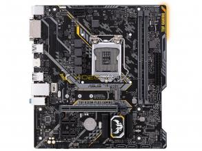 Дънна платка ASUS TUF H310M-Plus Gaming s.1151
