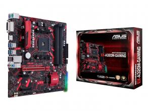 Дънна платка ASUS Expedition A320M-Gaming (EX-A320M-GAMING)