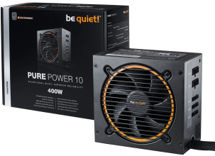 Захранващ блок be quiet! PURE POWER 10 400W CM (BN276)