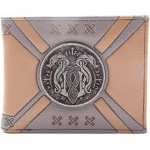 Портфейл Bioworld God Of War Bifold World Snake