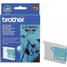 Оригинална мастилница Brother LC1000C Cyan за Brother DCP330C, DCP540CN, MFC5460CN