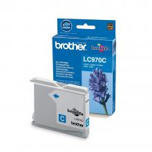 Оригинален консуматив Brother LC970C Cyan за Brother DCP135C, DCP150C, MFC235C, MFC260C