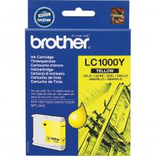 Оригинална мастилница Brother LC1000Y Yellow за Brother DCP330C, DCP540CN, MFC5460CN