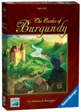Настолна игра The Castle of Burgundy: The Card game - Немско издание