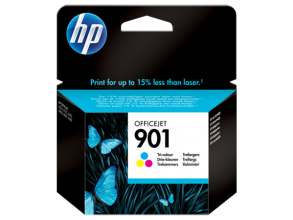 HP 901 Tri-color оригинална CC656AE