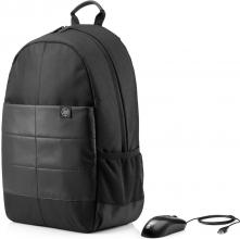 "Раница и мишка за лаптоп 15.6"" HP Classic Backpack and Mouse"